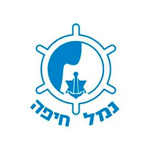 לוגו נמל חיפה