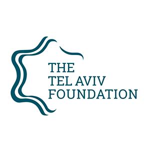 לוגו the tel aviv foundation